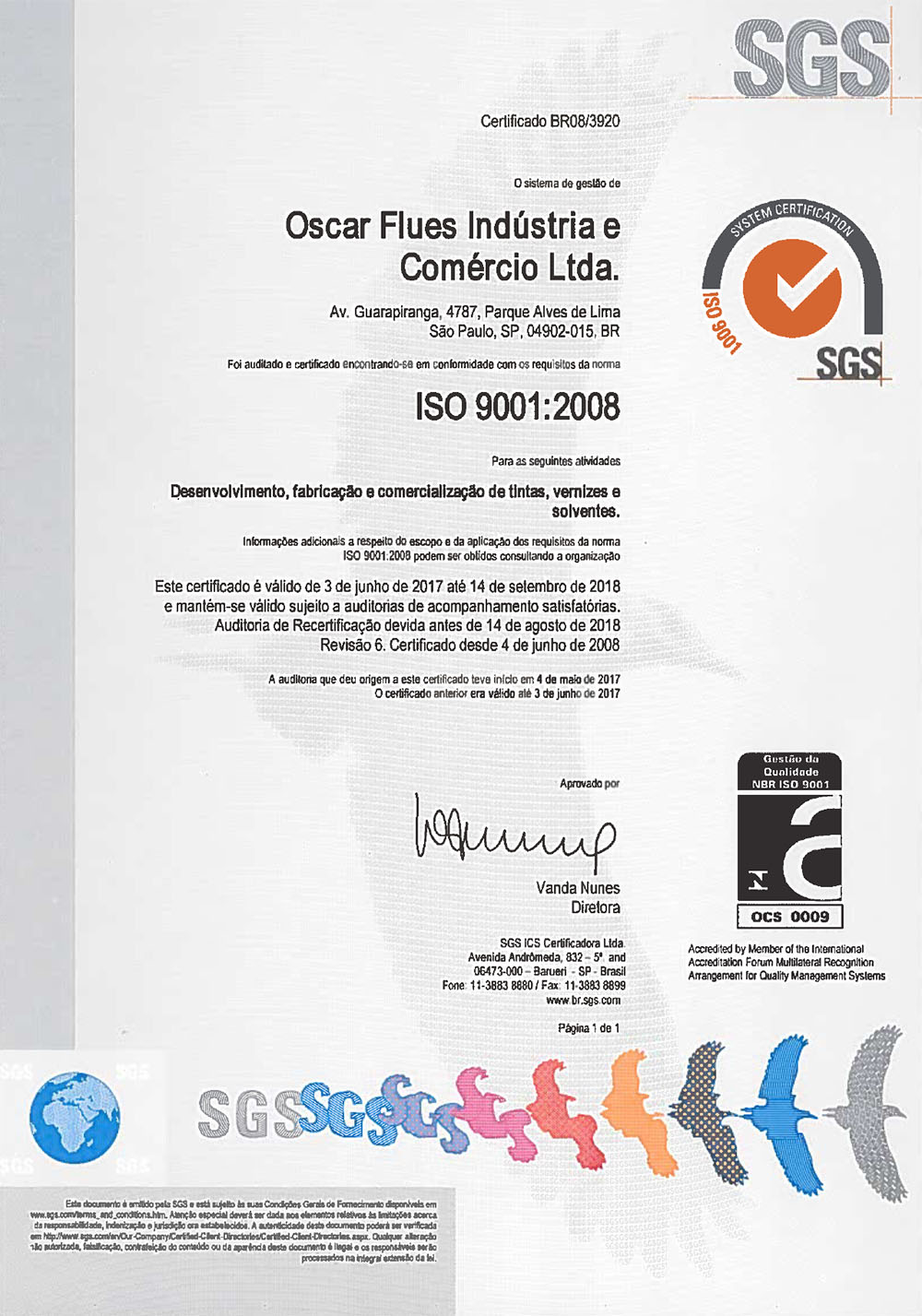 ISO9001-2017